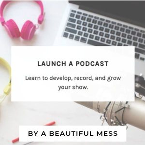 Launch a Podcast
