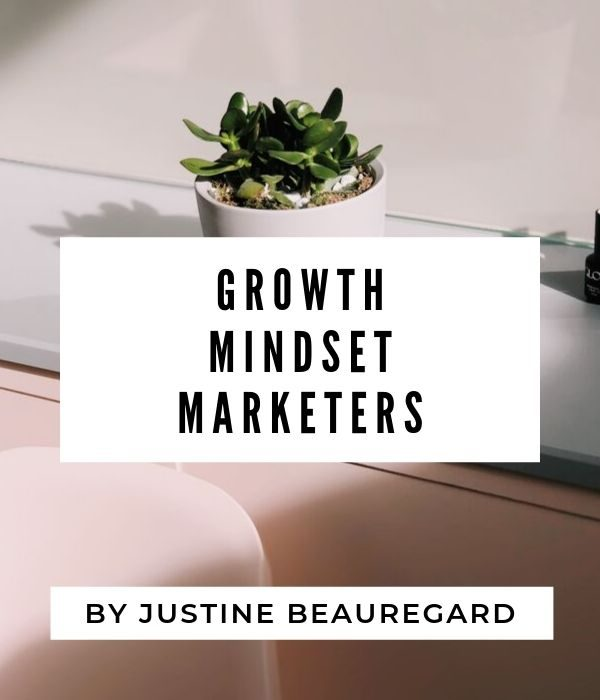 growth mindset marketing