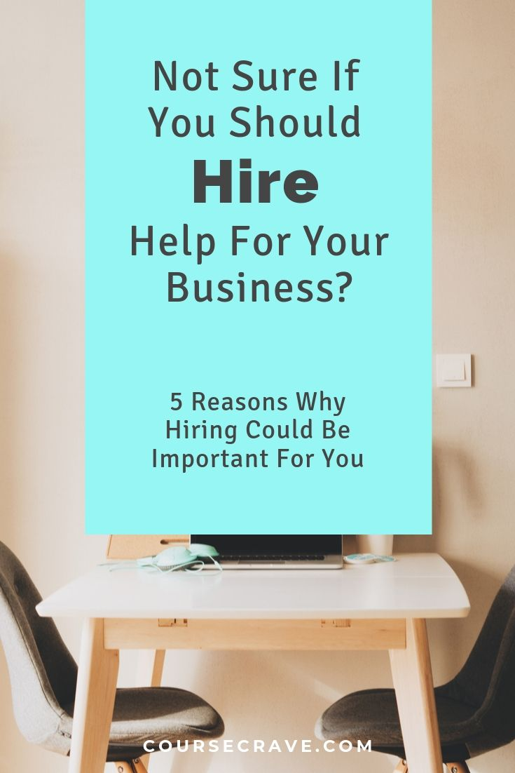hiring help for your business