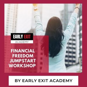Financial Freedom Jumpstart Workshop