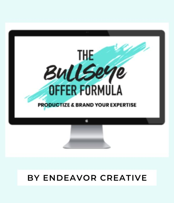 the bullseye offer formula