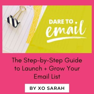 Dare to Email