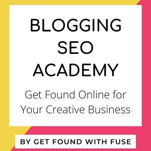 Blogging SEO Academy
