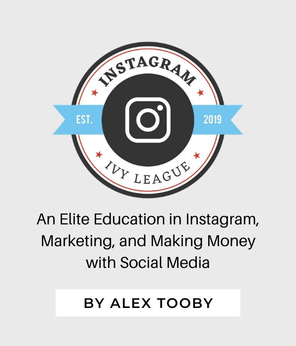 instagram Ivy League course