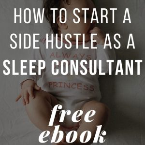 Become a Sleep Consultant
